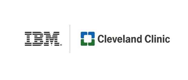 Cleveland Clinic and IBM logo - partnership