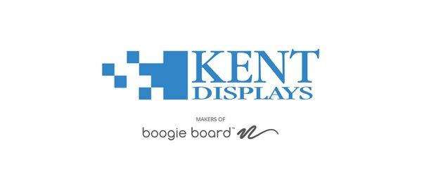 Kent_Displays_Logo Makers of Boogie Board