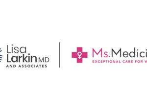 Lisa Larkin, MD, & Associates, a Ms.Medicine practice Logo