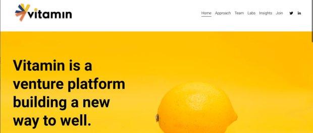 Vitamin-websitescreenshot