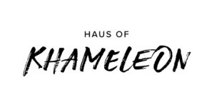 Haus of Khameleon text logo