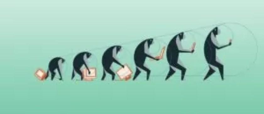 rebranding evolution