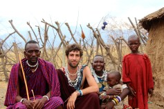 My Maasai Family