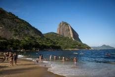 Praia Vermelha and Pão de Açúcar.