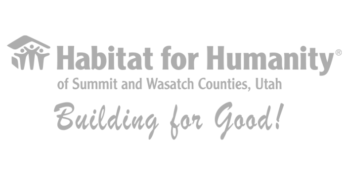 Habitat For Humanity Park City Logo