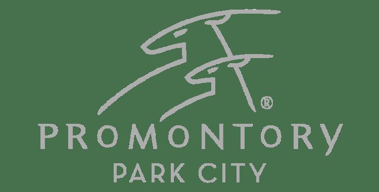 Promontory Park City Logo