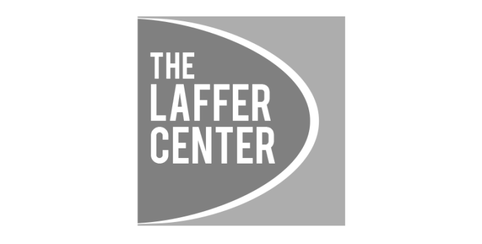 The Laffer Center logo
