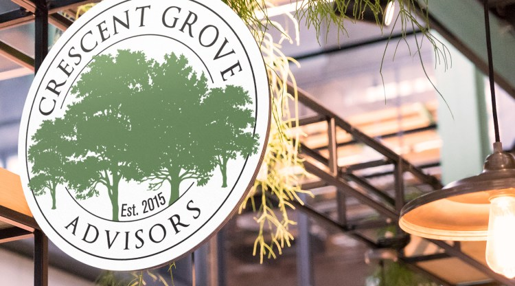 Crescent Groves Advisors Sign