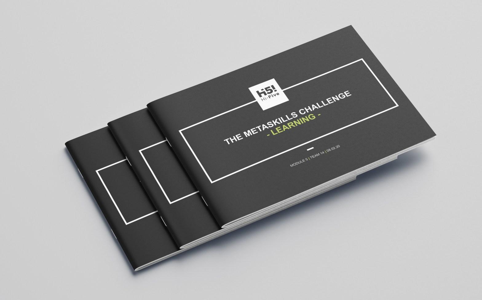 The Metaskills Challenge 2020_Module 5