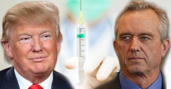 Big Pharma Shaking as Trump Appoints Top Vaccine Truth ...