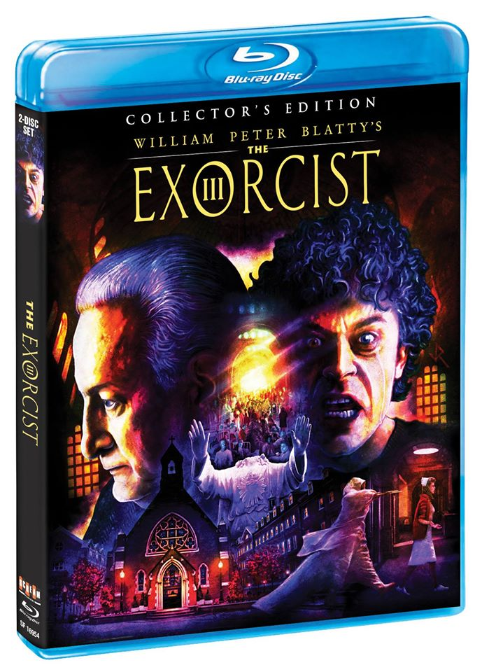 Exorcist III' Blu-ray Collector's Edition update » We Are Cult