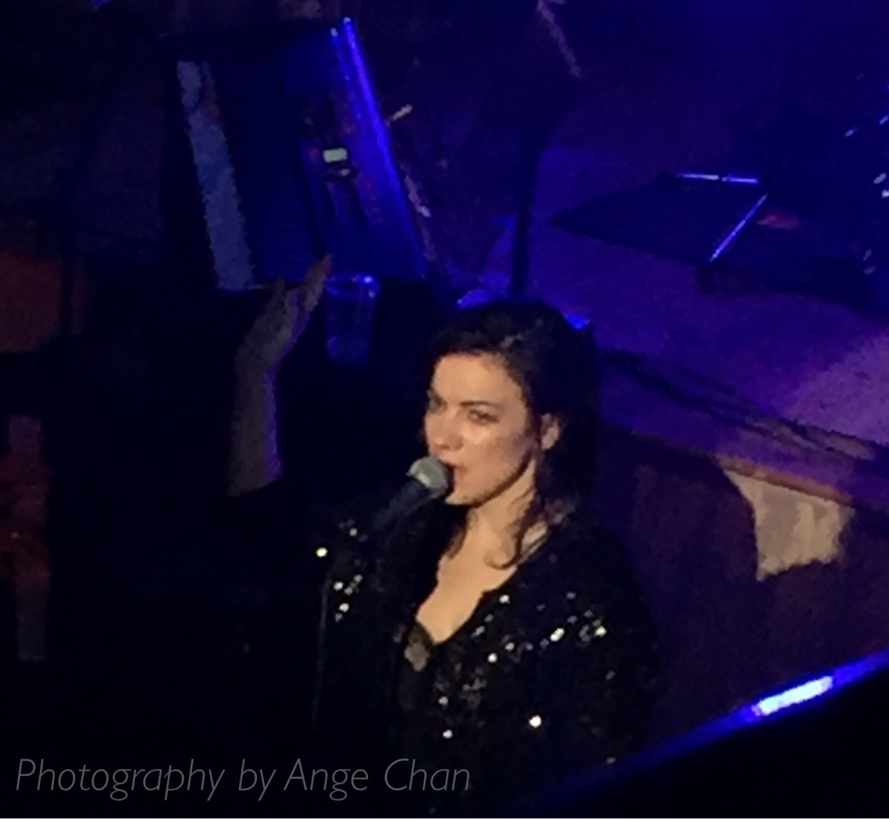 Camille O'Sullivan Sings Jacques Brel: A Live Review » We