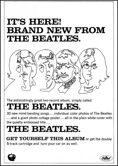 The Beatles: 'White Album' Super Deluxe Edition » We Are Cult