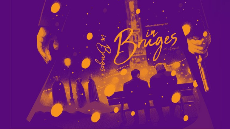 COMPETITION: Win 'In Bruges' on Blu-ray! » We Are Cult