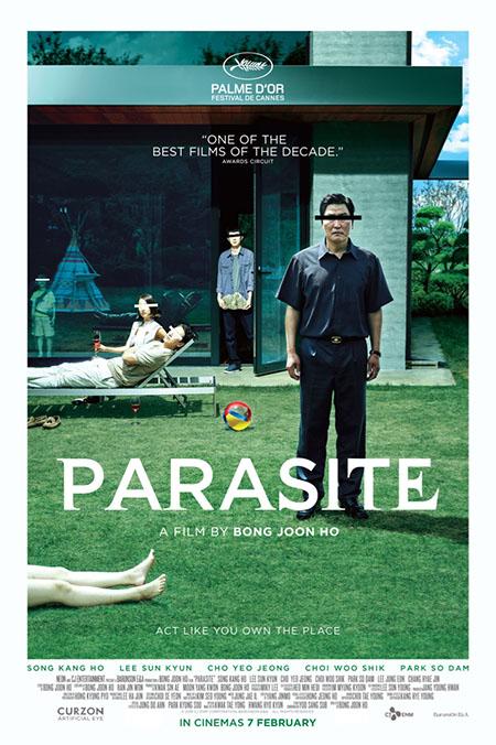 parasite onesheet