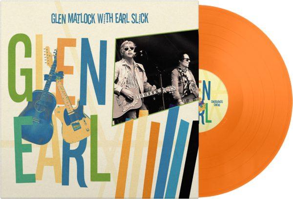 Glen Matlock and Earl Slick