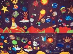 Anna Bean's sci fi art