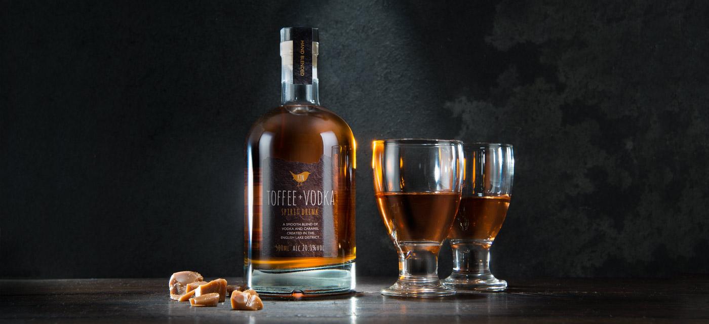 Branding for Kin Vodka
