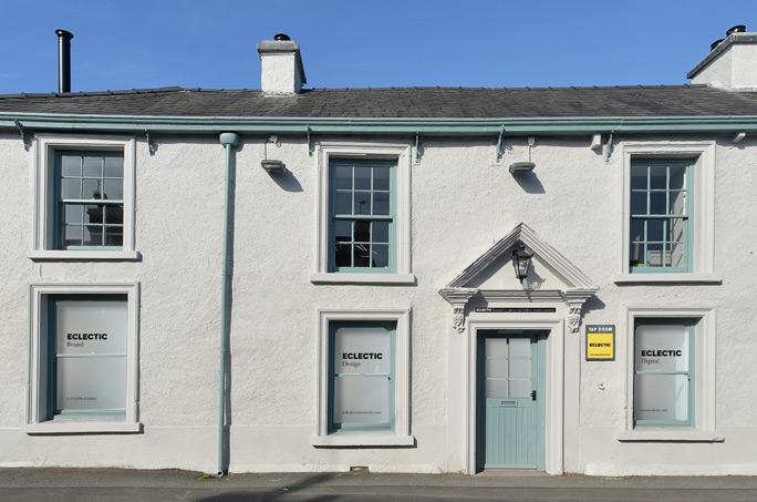 Eclectic Creative design studio in Stavely, Near Kendal, Cumbria