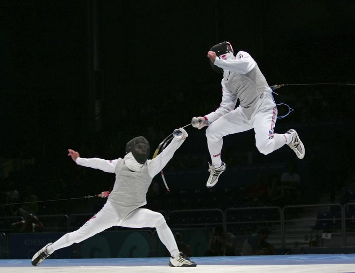 timacheff fencing esgrima