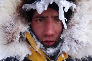 Justin Jones Jonesy interview antarctica