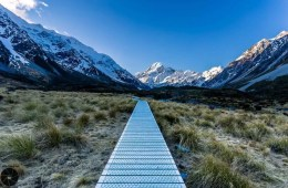 Luke Gardner Hooke Valley Track New Zealand
