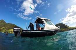 Scallop diving, Whangarei