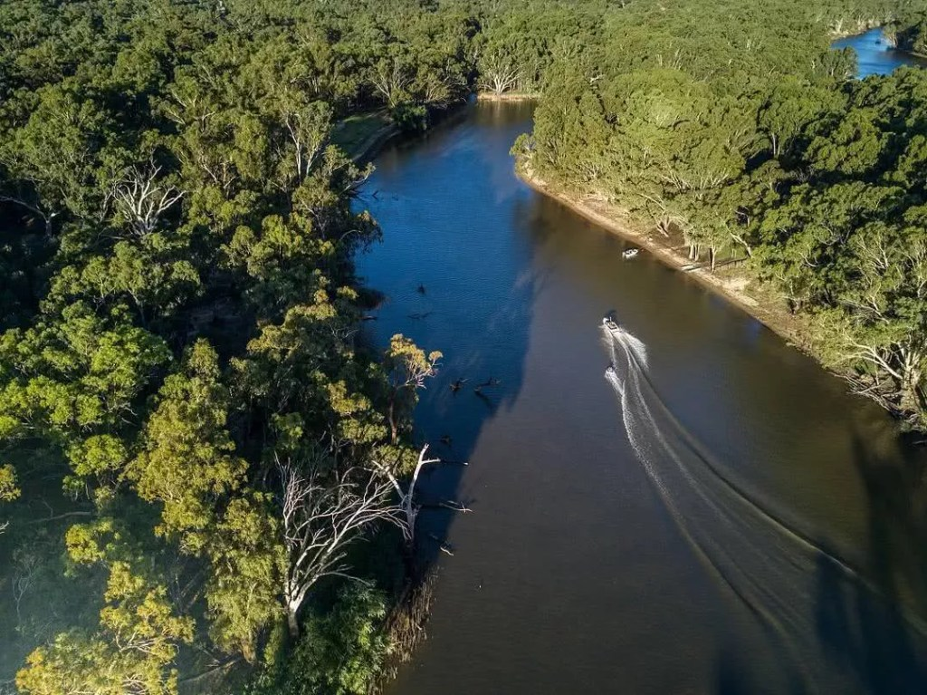 Is Deniliquin NSWs most adventurous country town? This winding riverhellip