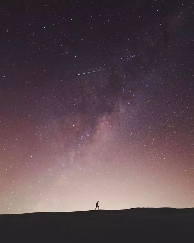 Nightwalker Shot by itchban Location  Stockton Dunes NSW weareexplorershellip