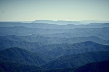 Lachie Thomas mountains victoria sunset sunrise Mt. Bogong