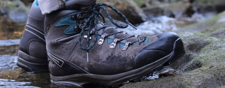Scarpa kailash gtx, gear review, boot, hiking boot, evan andrews photo