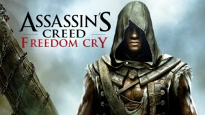 Assassins Creed Freedom Cry Cover