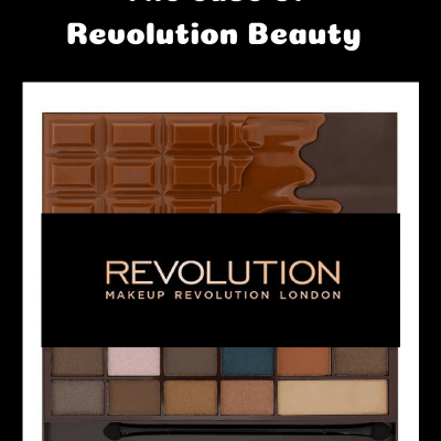 Imitation or rip off? The case of Revolution Beauty