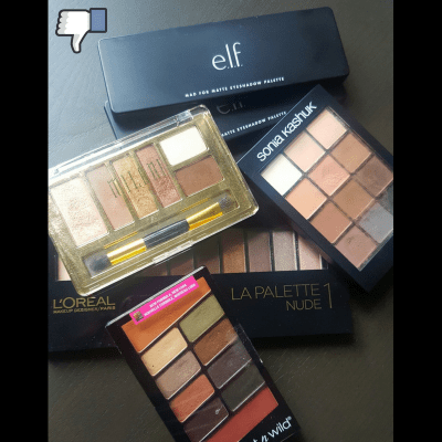 Snatch or skip? Drugstore eye palettes