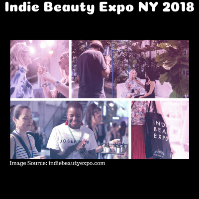 The future is cool & clean: Indie Beauty Expo NY 2018