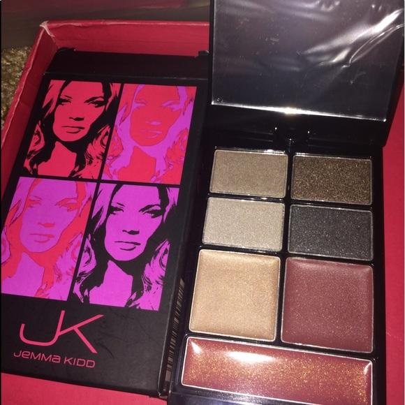 Jemma Kidd Eyeshadow Palette