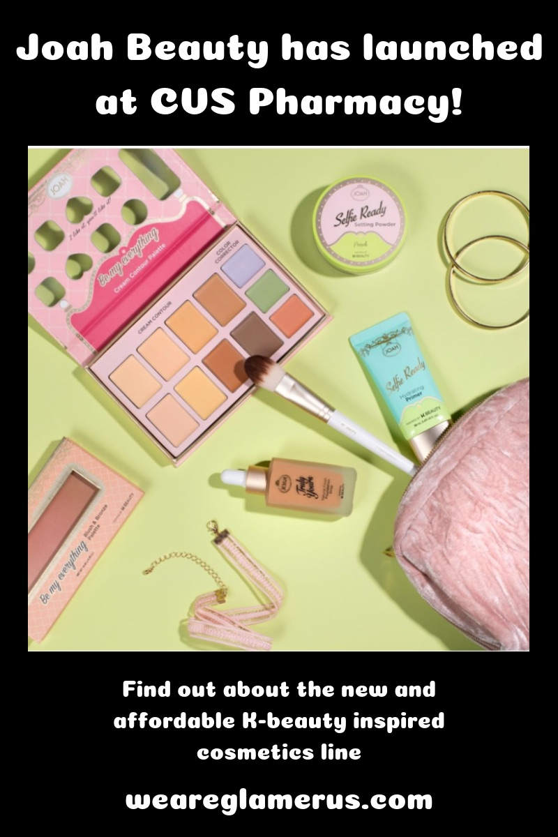 Joah Beauty has launched at CVS Pharmacy! Find out about the new and affordable K-beauty inspired cosmetics line.