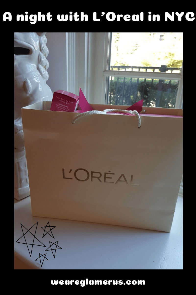 Come with me to a special event with the CEO of L'Oreal