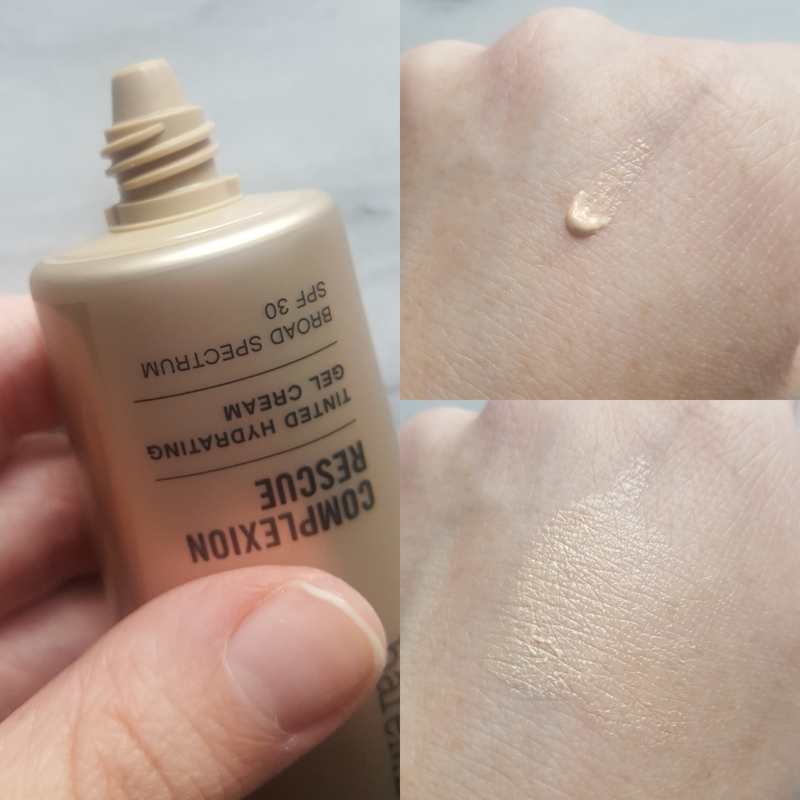Bare Minerals Complexion Rescue in Opal, the lightest shade
