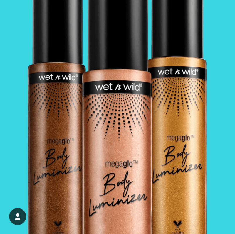 Wet n' Wild Megaglo Body Luminizer