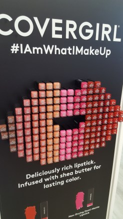 CoverGirl display