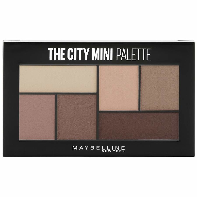 Maybelline City Mini Palette in Matte About Town