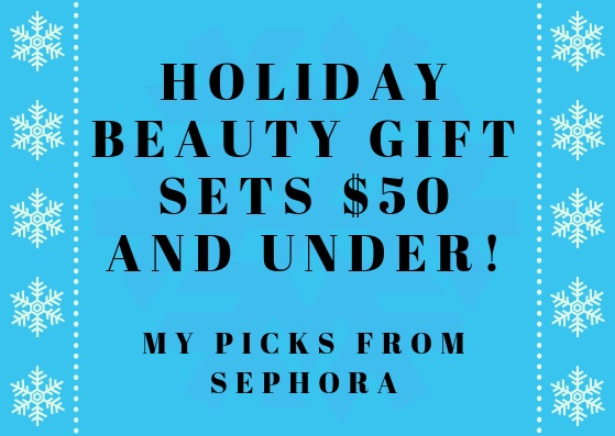 Check out my selection of luxury beauty gift sets from Sephora!