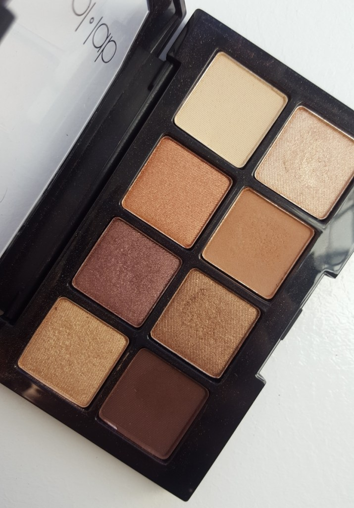 Col-Lab Eyeshadow Palette in Get Ready With Me