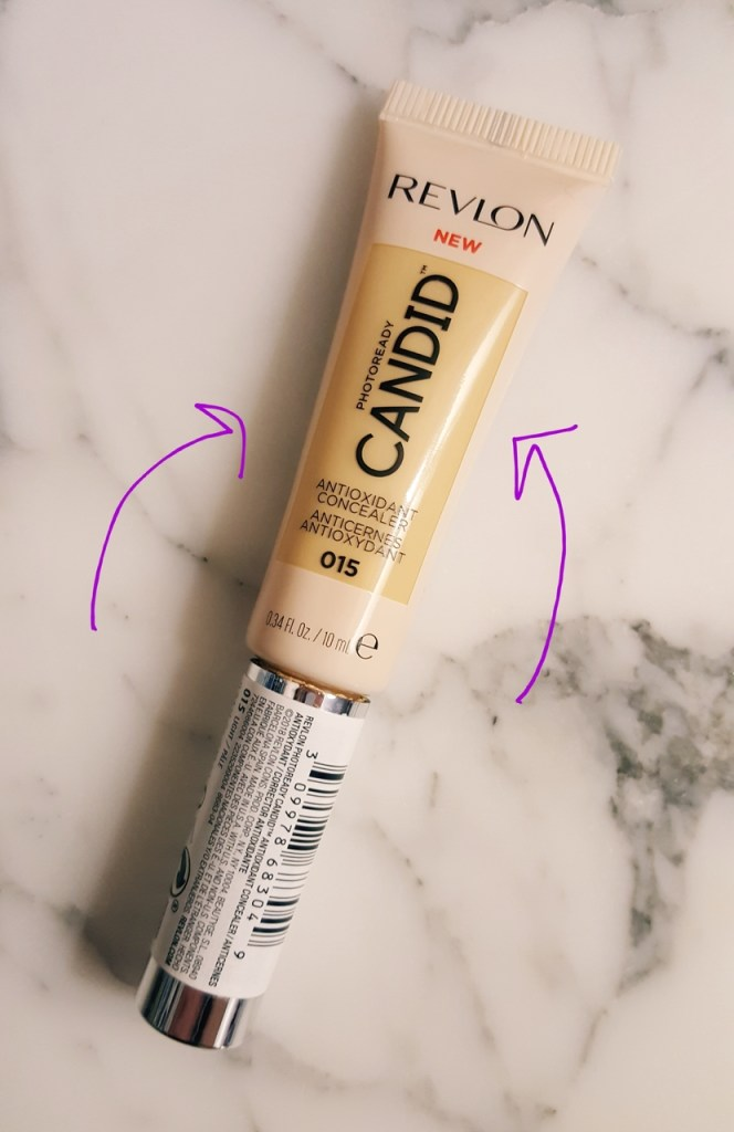 Revlon PhotoReady Candid Anti-Oxidant Concealer in Light/Pale