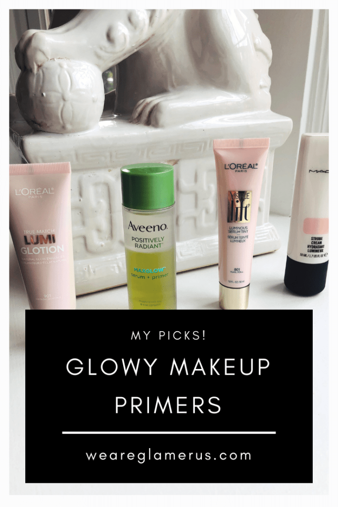 Shopping for glowy makeup primers? Check out my list of favorites that deliver on both hydration & glow. Psst, and most of them are from the drugstore!