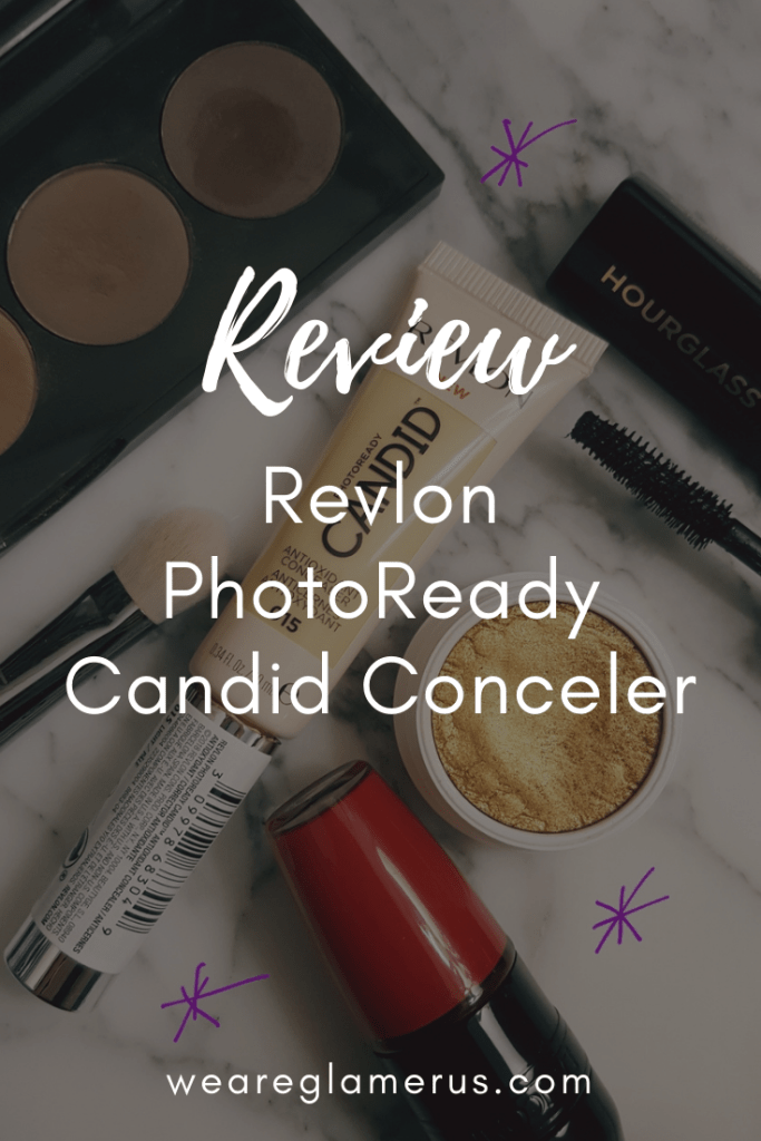 Looking for a new drugstore concealer? Curious about Revlon's new offering? Check out my review of the Revlon PhotoReady Candid Concealer