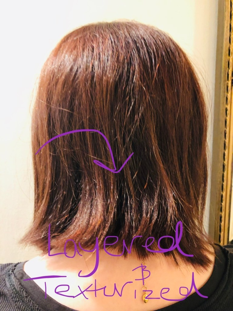 Is the angled lob the perfect cut for thick hair? - We are glamerus