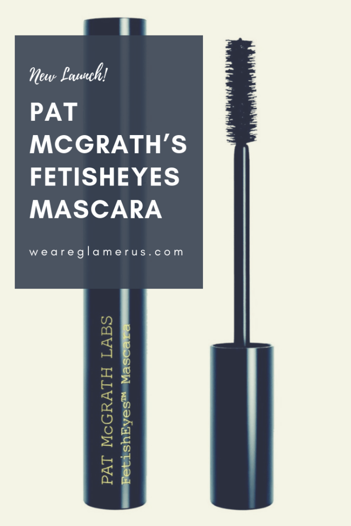 New launch alert! Pat McGrath's FetishEYES Mascara is releasing this week! This is the first mascara launch from this uber luxurious line, and it promises mega drama!