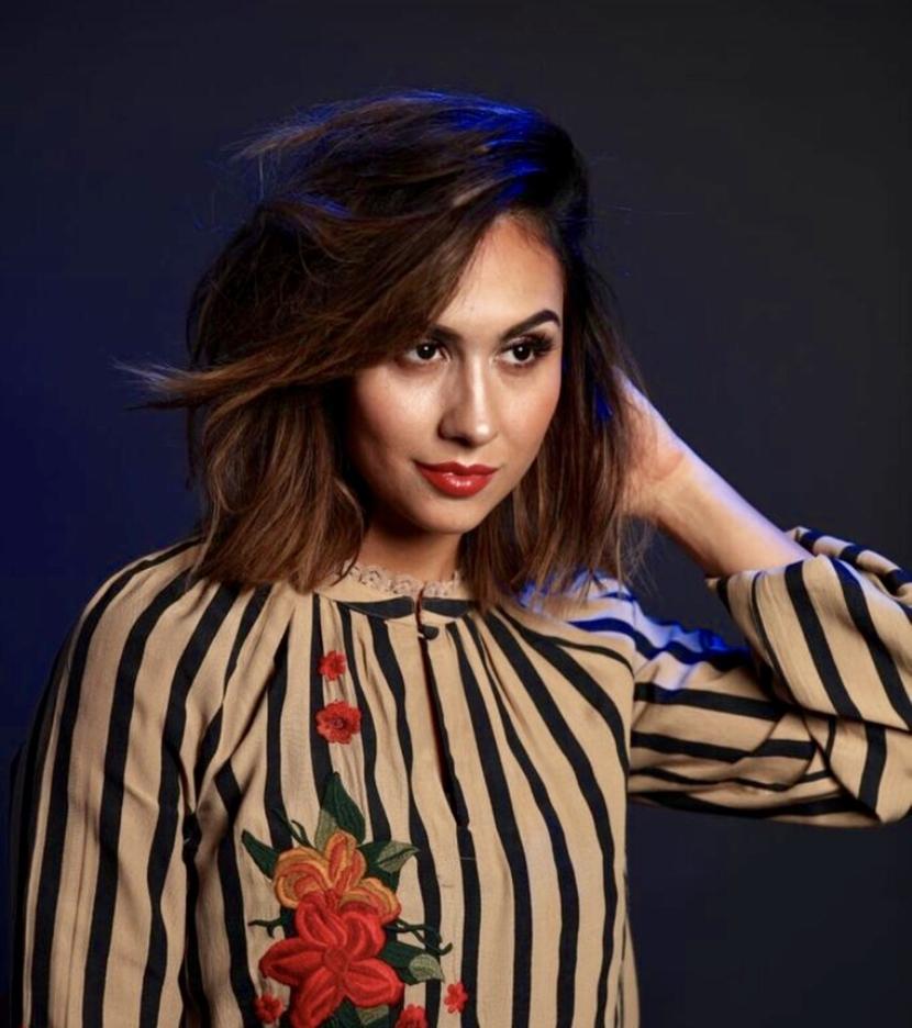 Work of hair & makeup artist Laura Costa